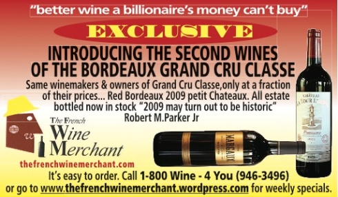 Bordeaux Grand Cru Classe at The French Wine Merchant